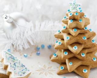 Sapin biscuits miel